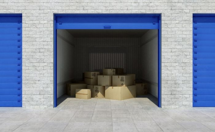 Possible Layout of Your StorageUnit